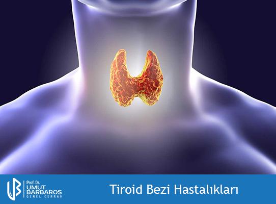 Tiroid Bezi Hastalıkları
